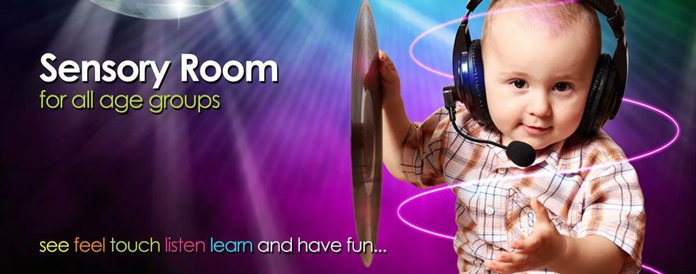 Sensory-Rooms